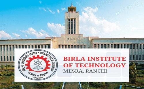 BITMESRA Phd Program Admission Notification - 2019